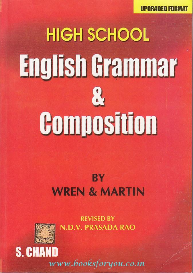 High School English Grammar & Composition (Upgraded ...