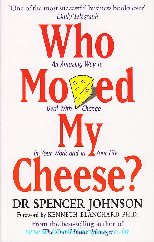 who moved the cheese
