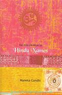 The Penguin Book Of Hindu Names