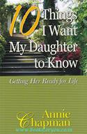 10 Things I Want My Daughter To Know