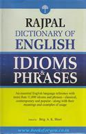 Rajpal Dictionary Of English Idioms & Phrases