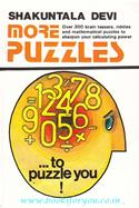 More Puzzles…To Puzzle You!