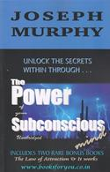 The Power Of Your Subconcious Mind [W/CD]