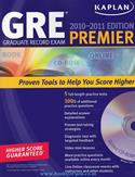 GRE Premiere [W/CD]