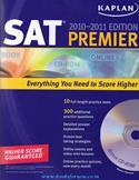 SAT Premiere [W/Cd]