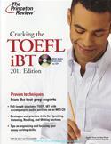 Cracking The TOEFL iBT [W/Cd]