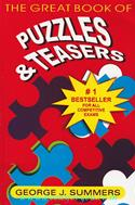 The Great Book Of Puzzles & Teasers