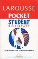 Larousse Pocket Student Dictionary (French-English English-French)