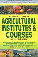 All India Directory Of Agricultural Institutes & Courses