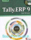 Tally. ERP 9 Gujarati (With CD)