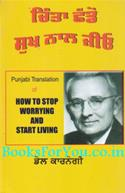 How to Stop Worrying and Start Living (Punjabi Edition)