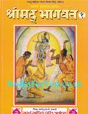Maharshi Ved Vyas Pranit Sachitra Shrimad Bhagvat (Shuddh Gujarati Bhashantarma Bhag 1 ane 2)